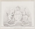 Original Design for a King's Arms (William Cobbett; Sir Francis Burdett, 5th Bt), by John ('HB') Doyle, printed by  Ducôte & Stephens, published by  Thomas McLean - NPG D41308