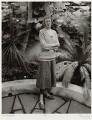 Elizabeth Roberts, by Trevor Crone - NPG x135629