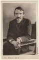 Robert Louis Stevenson, by Henry Walter ('H. Walter') Barnett - NPG x135632
