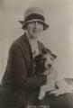 Agatha Christie, by Free Press - NPG x135637