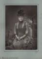 Adelina Patti, by Herbert Rose Barraud, published by  Eglington & Co - NPG x12688