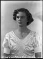 Lady (Sibell) Alma Kathleen Jolly (née Le-Poer-Trench), by Bassano Ltd - NPG x104452