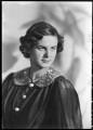 Lady (Sibell) Alma Kathleen Jolly (née Le-Poer-Trench), by Bassano Ltd - NPG x104453