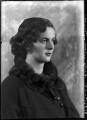 Lady (Sibell) Alma Kathleen Jolly (née Le-Poer-Trench), by Bassano Ltd - NPG x104455