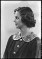 Lady (Sibell) Alma Kathleen Jolly (née Le-Poer-Trench), by Bassano Ltd - NPG x104456