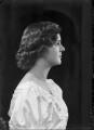 Lady (Sibell) Alma Kathleen Jolly (née Le-Poer-Trench), by Bassano Ltd - NPG x104457