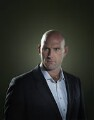 Lawrence Dallaglio, by Spencer Murphy - NPG x135696