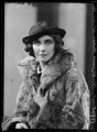 (Margaret) Elizabeth Jenkins, by Bassano Ltd - NPG x104664