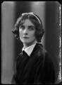 (Margaret) Elizabeth Jenkins, by Bassano Ltd - NPG x104665