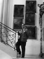 Somerset Maugham, by Tom Blau - NPG x135709