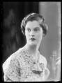 Lady Susan Alice Askew (née Egerton), by Bassano Ltd - NPG x157385