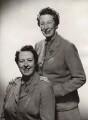 Doris Ethel Waters; (Florence) Elsie Waters, by Baron (Sterling Henry Nahum) - NPG x135727