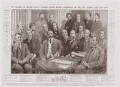 The Makers of British Music: Famous Living British Composers of the Old School and the New, after Samuel Begg - NPG D42284