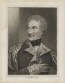 John Henry Johnstone as Major O'Flaherty, by James Thomson (Thompson), published by  Simpkin and Marshall, after  Thomas Charles Wageman - NPG D38645