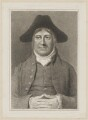 Charles Incledon as Steady in Dibdin's 'The Quaker', by Thomas Woolnoth, published by  Simpkin and Marshall, after  Thomas Charles Wageman - NPG D38654