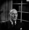 Sir Henry Urmston Willink, 1st Bt, by Antony Barrington Brown - NPG x104734