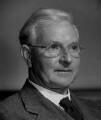 Sir John Edward Lennard-Jones, by Antony Barrington Brown - NPG x104772