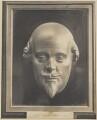 William Shakespeare, after Unknown sculptor, after  Gerard Johnson - NPG D42285