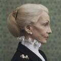 Barbara (née Singer), Lady Judge, by Alexander McIntyre - NPG x135765