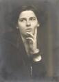 Dame Rebecca West (Cicily Isabel Andrews (née Fairfield)), by Emil Otto ('E.O.') Hoppé - NPG P1696