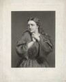 Kate Josephine Bateman as Leah in 'Leah, the Forsaken', by James Edgell Collins, published by  Henry Graves & Co, after  George H. Every - NPG D38658