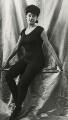 Annette Marie Sarah Kellerman, by Henry Walter ('H. Walter') Barnett - NPG x135807