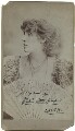Mrs Patrick Campbell, by London Stereoscopic & Photographic Company - NPG x135822