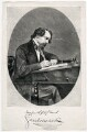 Charles Dickens, by Butterworth and Heath, after  (George) Herbert Watkins - NPG D42294