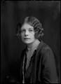 Lady Megan Arfon Lloyd George, by Sybil Clay - NPG x85811