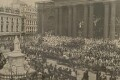 Queen Victoria's Diamond Jubilee Procession - In front of St Paul's Cathedral, possibly by London Stereoscopic & Photographic Company - NPG x87194