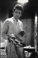 Lucian Freud, by Harry Diamond - NPG x135769