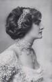 Lily Elsie (Mrs Bullough), by Foulsham & Banfield - NPG x135835
