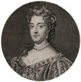 Queen Mary II, possibly by Simon François Ravenet, after  Sir Godfrey Kneller, Bt - NPG D42301