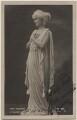 Nora Lancaster as Galatea in 'Pygmalion & Galatea', by Guttenberg - NPG x19804