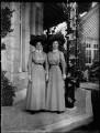 Princess Maud, Countess of Southesk; Princess Alexandra, Princess Arthur of Connaught, by Alexander Corbett - NPG x157669