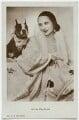Anna Pavlova with her Boston Terrier, by Madame d'Ora (Dora Philippine Kallmus) - NPG x132874