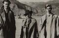 Aldous Huxley, Maria Huxley (née Nys), Matthew Huxley, by Unknown photographer - NPG x135933