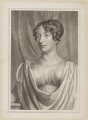 Margaret Agnes Bunn (née Somerville) as Hermione in 'The Winter's Tale', by Thomas Charles Wageman, published by  Simpkin and Marshall, after  J. Rogers - NPG D38668