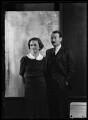 Roderick Mackenzie, 4th Earl Cromartie; Dorothy Blunt-Mackenzie (née Downing), Viscountess Tarbat, by Bassano Ltd - NPG x105050
