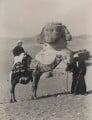 Anna Pavlova in Egypt, by Anglo-Swiss Photo-Studio, Cairo - NPG x135875