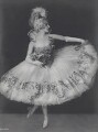 Anna Pavlova in 'Au Bal', published by Ross-Verlag - NPG x135876