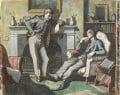 Eric William Ravilious; Edward Bawden, by Michael Rothenstein - NPG 6938