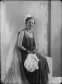 Grace Catherine (née Trotter), Lady Thurlow, by Bassano Ltd - NPG x157819