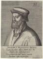 Fictitious portrait called John Wycliffe, by Hendrik Hondius (Hond) - NPG D42320