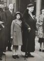 Queen Elizabeth II; Queen Mary, by Unknown photographer, for  Keystone Press Agency Ltd - NPG x136016