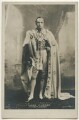 George Nathaniel Curzon, Marquess Curzon of Kedleston, by Bourne & Shepherd, published by  Rotary Photographic Co Ltd - NPG x136026