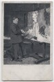 Edwin Austin Abbey, by Richard Williams Thomas, published by  Charles William Faulkner & Co ('C.W.F. & Co') - NPG x136030