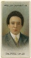Samuel Coleridge-Taylor, after Elliott & Fry - NPG x135999