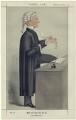 Henry Hawkins, Baron Brampton, by Sir Leslie Ward - NPG D42328