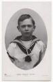 Prince Henry, Duke of Gloucester, by W. & D. Downey - NPG x136048